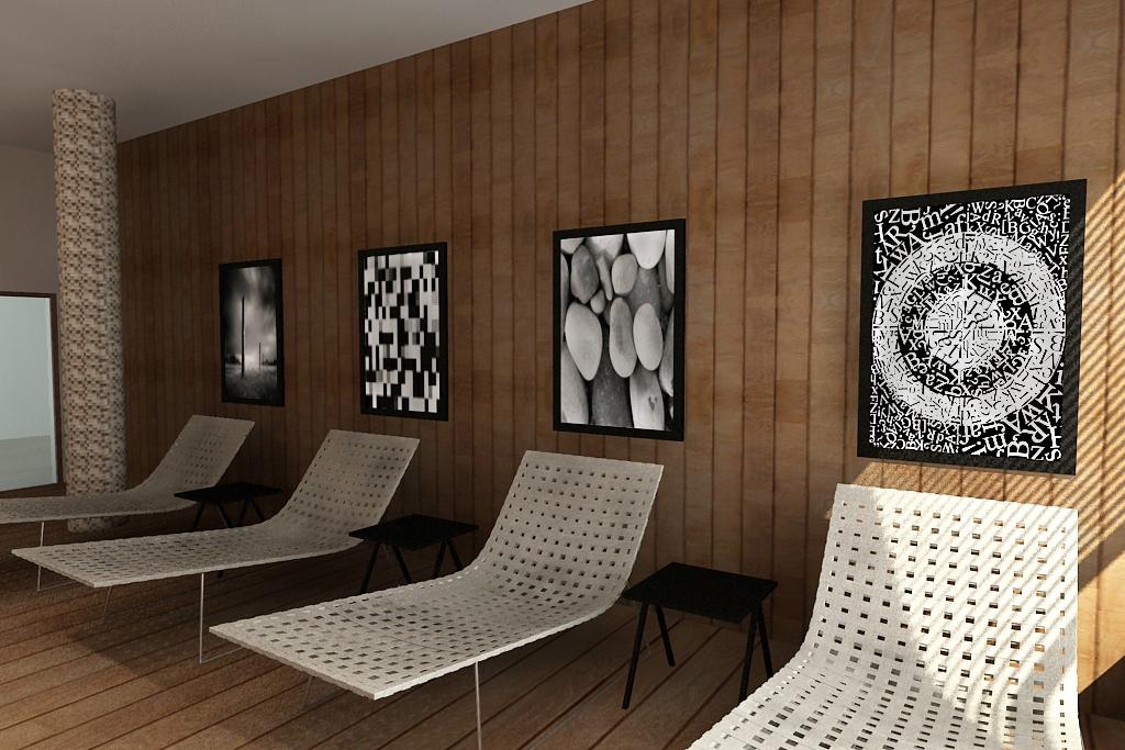 Salle de repos images 3 d spa for Salle repos