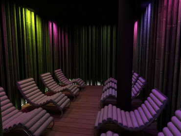chromotherapie Images 3 D SPA